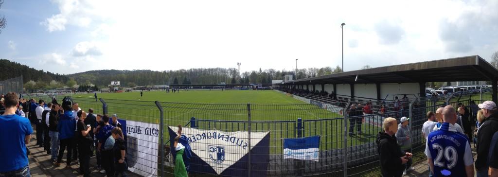 Stadion Nordhausen