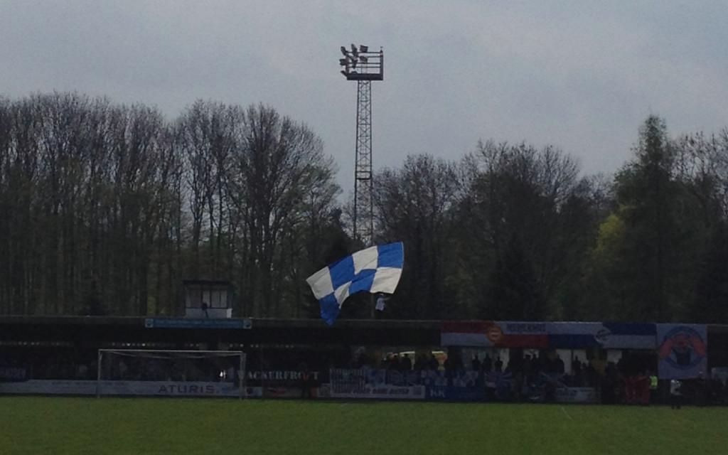 Nordhausen zeigt Flagge - und es sind sogar die richtigen Farben.