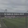 Das Kurt-Wabbel-Stadion, jetzt Erdgas Sportpark, in Halle