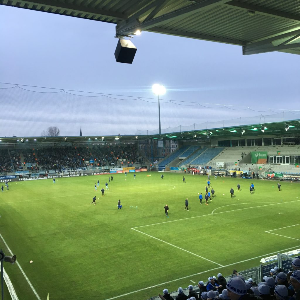 Stadion an der Gellertstraße
